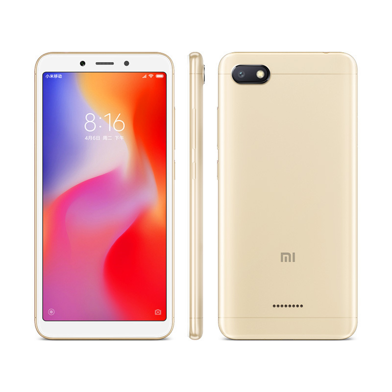 Xiaomi Redmi 6A 2Gb/16Gb (Gold) Global version